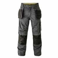 STANLEY Pantalon de travail multipoche Newark long renforts Cordura T44 - 98181