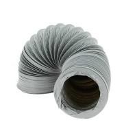 Gaine VMC souple en PVC L3m D150mm - 60015003