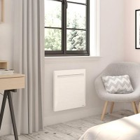 THERMOR Mozart Digital Radiateur chaleur douce horizontal blanc 1500W - 475251
