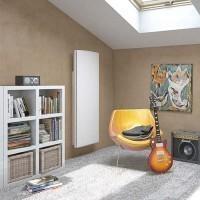 THERMOR Mozart Digital Radiateur chaleur douce vertical blanc 2000W - 475371