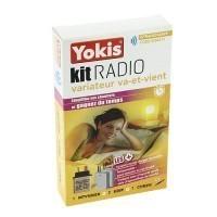 YOKIS Kit radio variation va et vient 1 télévariateur et 2 émetteurs radio - KITRADIOVARVV / 5454513