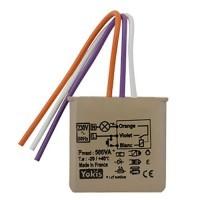 YOKIS Télévariateur 2.2A 500VA multifonction micro-module encastré - MTK500E / 5454053