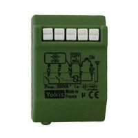 YOKIS Micro-module radio volet roulant 2A 250VA encastré - MVR500ER / 5454452