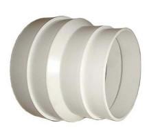 DMO Réduction conique en PVC de 125mm à 150mm