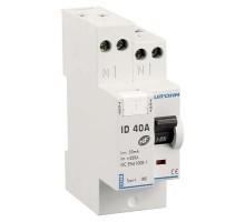 EUROHM Interrupteur différentiel 40A 30mA type A 230V - 23340