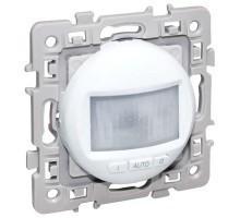 Détecteur de mouvement EUROHM Square sans neutre toutes charges 500W blanc - 60221