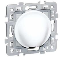 EUROHM Square Sortie de câble blanc - 60290
