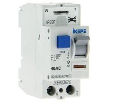 IKEPE Interrupteur différentiel 40A 30mA type AC auto 230V