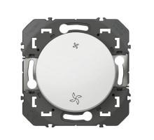LEGRAND Dooxie Bouton poussoir VMC blanc - 600006