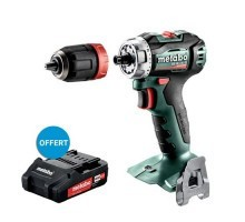 METABO Perceuse visseuse sans fil 18V BRUSHLESS - 602327840