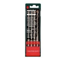 METABO Jeu de 4 forets béton SDS-PLUS SP pour perforateur - 625580000
