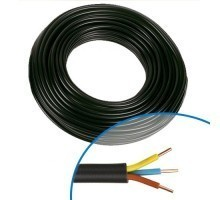 Câble électrique R2V 3G1.5mm² M/B/VJ - Couronne de 50m