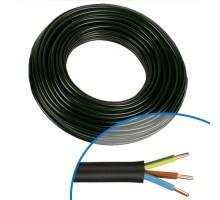 Câble électrique RO2V 3G 2.5² - Couronne de 100m