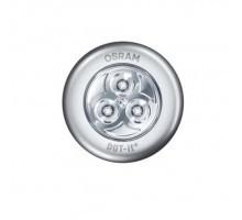 OSRAM Spot LED à piles Dot-it 0,23W 4,5V 10lm argent