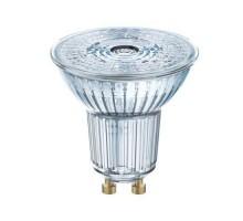 OSRAM Spot LED PAR16 GU10 36° 230V 4,3W 350lm blanc chaud