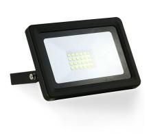 Projecteur extérieur LED extra plat 230V 20W 1800lm 4000°K noir