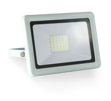 Projecteur extérieur LED extra plat 230V 30W 2700lm 4000°K blanc