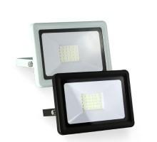 Projecteur extérieur LED extra plat - Lot de 2 couleurs - 230V 30W 2700lm 4000°K