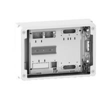 SCHNEIDER Resi9 Panneau de contrôle + habillage 18 module