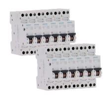 SIEMENS Lot de 10 disjoncteurs électriques 20A