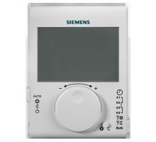 SIEMENS Thermostat d'ambiance digital programmable journalier - RDJ100