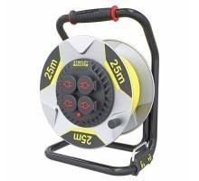 STANLEY Enrouleur électrique métal pro Fatmax 25m H07RN-F 3G2,5 - 227160