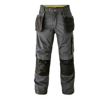 STANLEY Pantalon de travail multipoche Newark regular renforts Cordura T42 - 98162