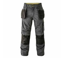 STANLEY Pantalon de travail multipoche Newark regular renforts Cordura T44 - 98163