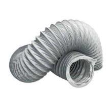 Gaine VMC souple en PVC L6m D80mm - 60008006