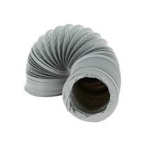 STRULIK Gaine VMC souple en PVC L6m D125mm - 60012506