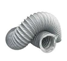 Gaine VMC souple en PVC L3m D160mm - 60016003