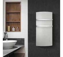 SUPRA Sèche-serviettes à rayonnement MIRO miroir + USB 1500W - 157066