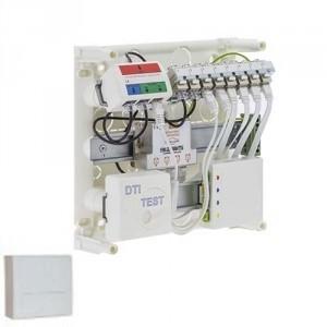 Coffret De Communication Grade 2tv Siemens 4rj45 Avec Dtio 123elec Com