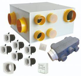 AUTOGYRE Kit VMC double flux TWIN AIR 70 monobloc - 911971