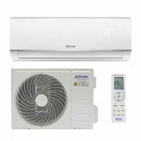 AIRTON Climatiseur fixe mono-split réversible 3400W/3600W - 409731