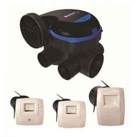 ALDES Kit VMC simple flux hygroréglable EasyHOME - 11033031