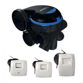 ALDES Kit VMC simple flux hygroréglable EasyHOME Premium Micro Watt - 11033034