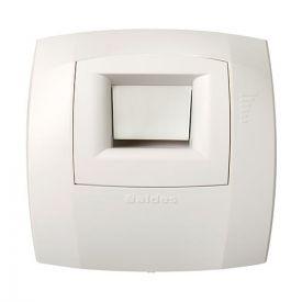 ALDES Curve Kit bouche d'extraction hygroréglable 5/45m3/h pour salle de bains - 11033663