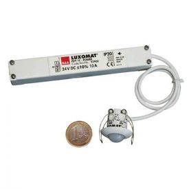 BEG LUXOMAT Mini détecteur de mouvement infrarouge 360° PD9-1C-FP-BL - 92902