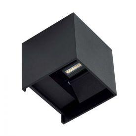 BENEITO FAURE Applique extérieure LED LEK orientable 6,8W 530lm 3000°K noir