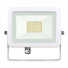 Projecteur extérieur LED Sky extra plat 230V 30W 2500lm 4000K blanc