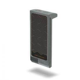 CHAUFELEC My Intuitiv Cassette de programmation grise pour fonction radiateur connecté