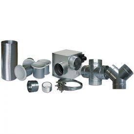 DMO Kit récupérateur de chaleur 400m³/h 4 bouches - 94300