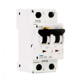 EATON Disjoncteur différentiel bipolaire 10A 30mA type AC 230V - 170722