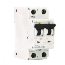EATON Disjoncteur différentiel bipolaire 16A 30mA type AC 230V - 170724