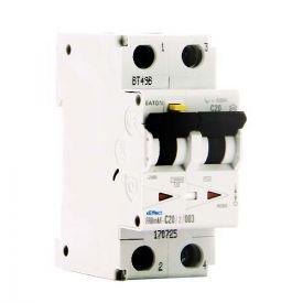 EATON Disjoncteur différentiel bipolaire 20A 30mA type AC 230V - 170725