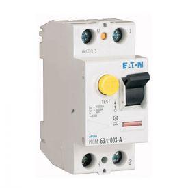 EATON Interrupteur différentiel 63A 30mA type AC 230V - 264286