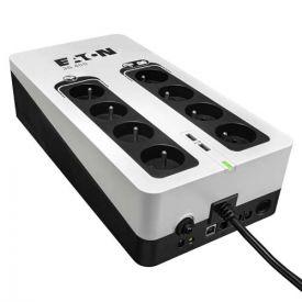 EATON Onduleur 3S 700VA 420W 8 prises 2P+T Tél USB - 230V - 3S700F