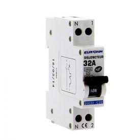 EUROHM Disjoncteur 32A 1P+N NF