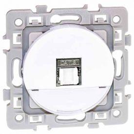 EUROHM Square Prise RJ45 grade 1 catégorie 6 UTP blanc - 60271